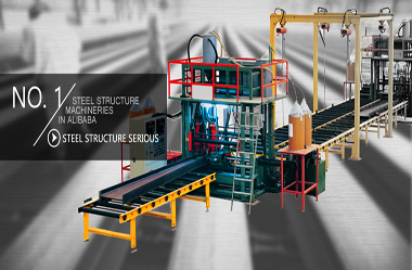 STEEL STRUCTURE MACHINE