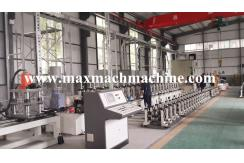 Rafted mill roll forming machine