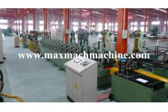 Strut rafted mill roll forming machine